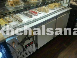 یخچال شیرینی فروشی