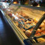 یخچال مرغ فروشی